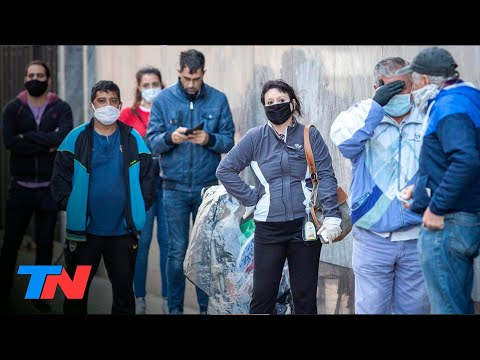 Confirmaron 75 nuevas muertes por coronavirus, la cifra más alta registrada en un día hasta ahora