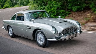 Aston Martin DB5: Driving the $4 million James Bond car with working gadgets | TELEGRAPH CARS