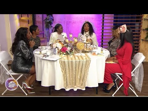 Sister Circle | Trina's Tea Party Bridal Shower With Tie Cooper | TVONE