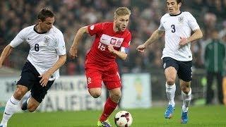 Kuba Blaszczykowski vs England | 15.10. 2013 | HD | New