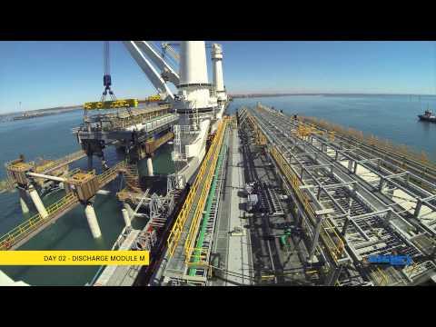 BigLift - Wharfdeck Extension Project  Cape Lambert Port B