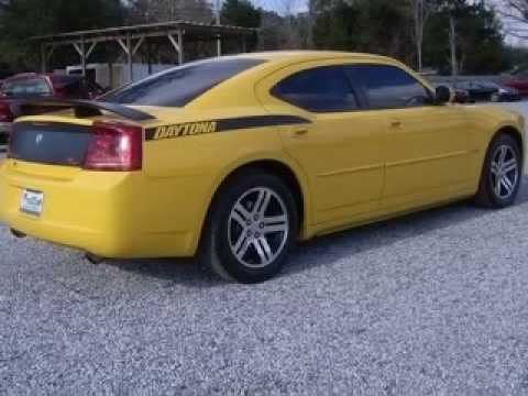 2006 dodge charger pensacola fl frontier motors youtube for Frontier motors pensacola fl