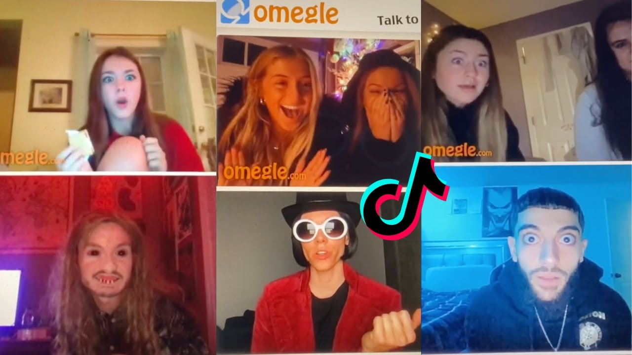 Funniest Omegle Moments | TikTok Compilation