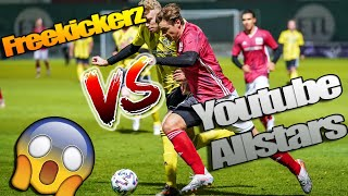Freekickerz vs Youtube Allstars HIGHLIGHTS - ft. PMTV, Football4Broz, Brotatos, FGU und mehr!