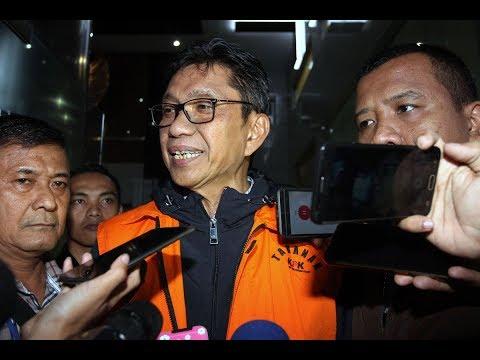 Wali Kota Batu Eddy Rumpoko Dipindahkan Ke Rutan Cipinang