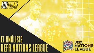 EL ANÁLISIS - CROACIA ESPAÑA - UEFA NATIONS LEAGUE   FUTPRIME