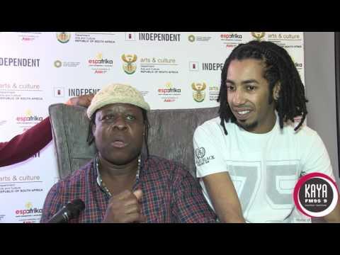 Kaya FM at the Cape Town International Jazz Fastival 2017 with Jokko