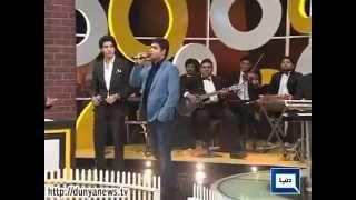 Mujhe Chu Rahi Hain Teri Garam Sansen - Abrar Ul Haq - 23 FEB 2015 - Mazaaq Raat