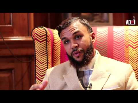 Jidenna Interview - 'The Purpose of Long Live The Chief' (@AmaruDonTV)