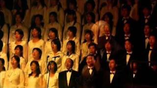 久石譲in武道館 もののけ姫より「アシタカとサン」 800人の合唱