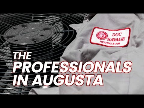 HVAC Professionals in Augusta | Augusta GA | Doc Savage