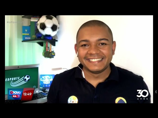 Hora de Esporte - 21 06 2021 - O Povo na TV