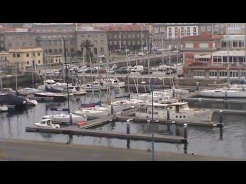 Cruise Destination - La Coruna, Spain