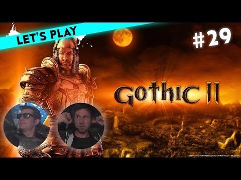 [29] Let's Play Gothic 2 mit Michael und Krogmann | Der unfaire Alrik | 20.04.2016