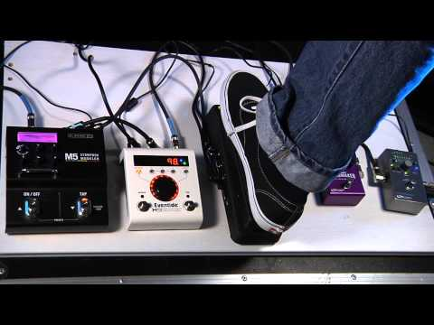 NAMM 2015: Reflex Universal Expression Pedal from Source Audio