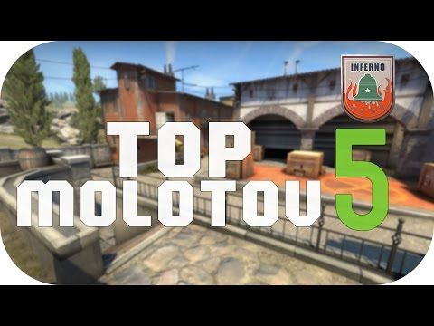 TOP 5 MOST USEFUL MOLOTOV IN MATCHMAKING (INFERNO)