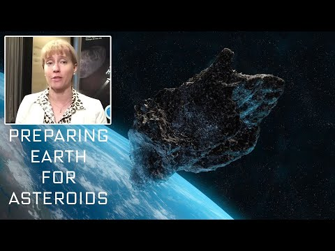 How Scientists Are Preparing Earth for an Incoming Asteroid | WIRED