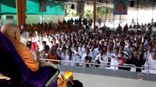 Guruhari Darshan 5 Dec 2014, Sarangpur, India
