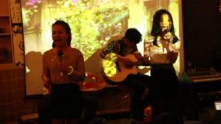Minishow Mùa Tri Ân : Thềm nhà có hoa - Clb guitar AJC