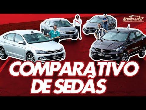 VIRTUS x CRONOS x COBALT x CITY NA COPA DE SEDÃS MÉDIOS! ESPECIAL #183 | ACELERADOS
