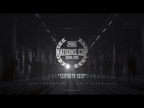 PUBG Nations Cup 2019 - Official Trailer