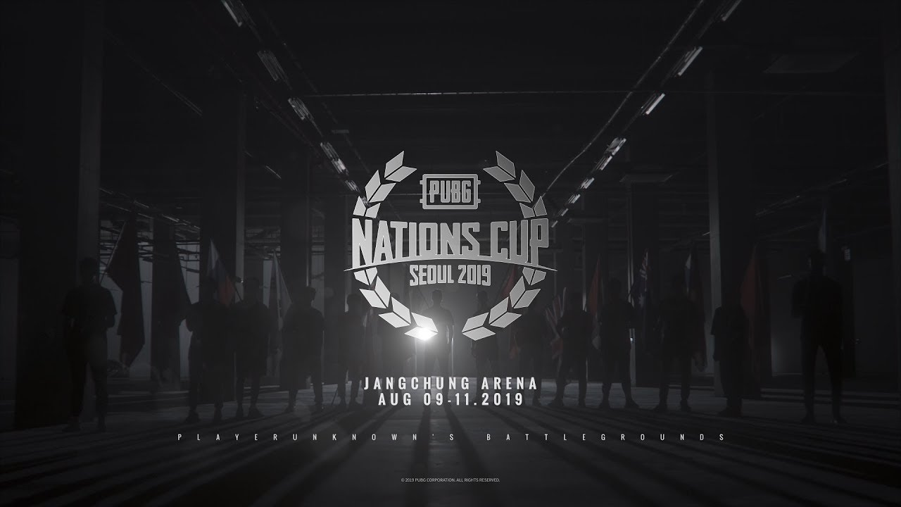 PUBG Nations Cup 2019 - Official Trailer thumbnail