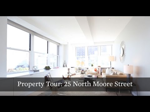 Property Tour: One-of-a-kind TriBeCa Duplex at 25 North Moore St