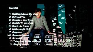 Greyson chance - 'hold on 'til the night' album tracklist with previews