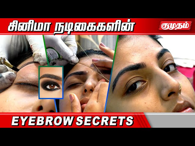 Beautiful permanent Eyebrows in 1 Hour! | Microblading Process step by step | Style Today | Kumudam