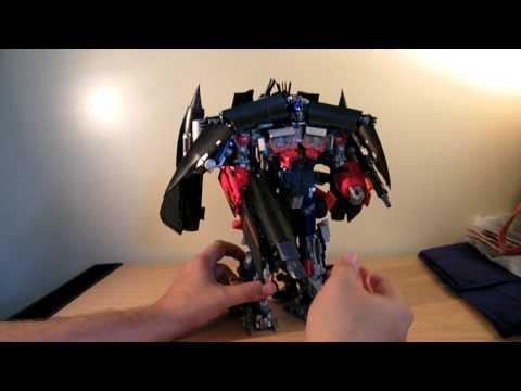 ROTF Leader Optimus/Jetfire Combo!