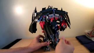 ROTF Leader Optimus/Jetfire Combo!