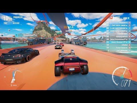 "Forza Horizon 3 - Hot Wheels Expansion: Online Adventure w/ Friends! ""Defy Physics"""