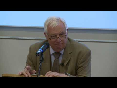 Lord Patten - Post Brexit, Post Trump, Post Truth