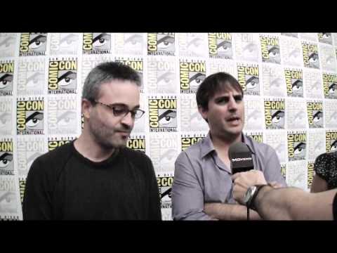 Star Trek 2 - Comic-Con 2010 Exclusive: Roberto Orci and Alex Kurtzman Talk Star Trek 2