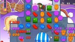 Candy Crush Saga Level 1395 NO BOOSTER