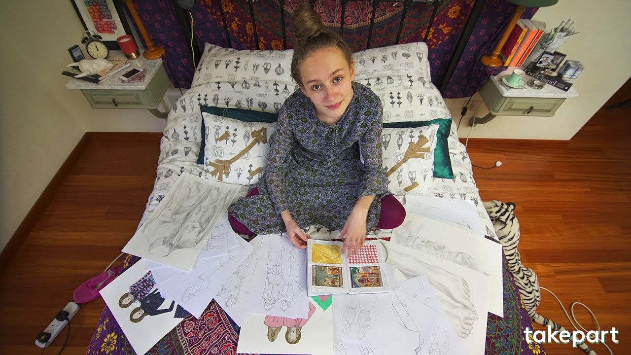 A 16-year-old homeschooler has run a fashion blog for the last 5 years | 16 in '16 | TakePart