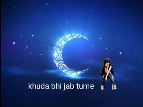 khuda jab tumhe mere paas dekhta hoga male version ringtone||status for WhatsApp