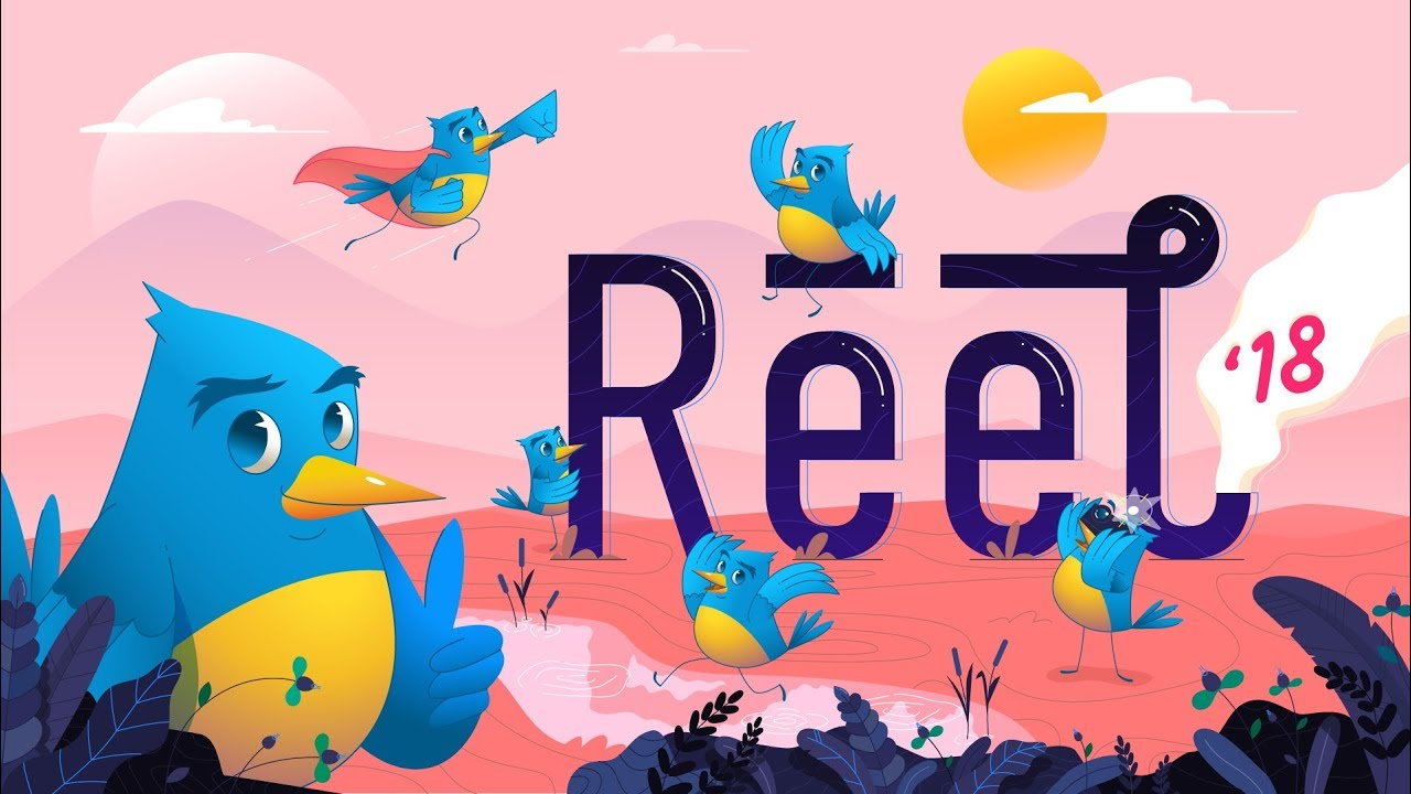 Reel 2018 Видеостудия Соловей | solovey.ru | Best Reel 2018