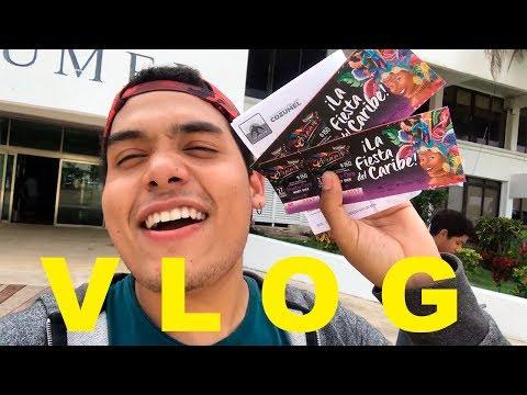 """¡Vlog! Carnaval Cozumel 2018 """"Votación de reyes"""" - El Chow de Obama"""