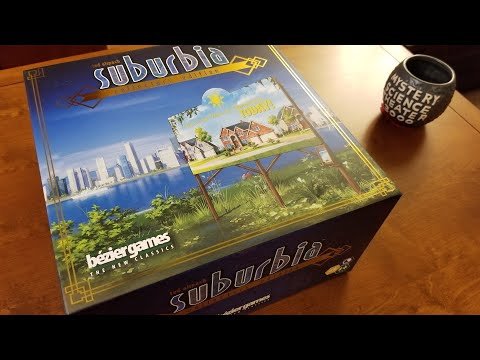 Suburbia Collector's Edition: How to Pack the Box