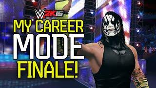 "WWE 2K15 My Career Mode - Ep. 27 - ""RETIREMENT! (ENDING)"" [WWE MyCareer XBOX ONE / PS4 Finale]"