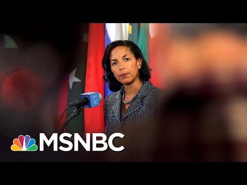 Breaking Down Reports Of 'Unmasking' Names Of Donald Trump Associates | Morning Joe | MSNBC