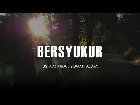 Nikmat Bersyukur -  Ceramah Ustadz Abdul Somad Lc.,MA Muhasabah