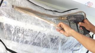 Air Conditioner Jetwash servicing