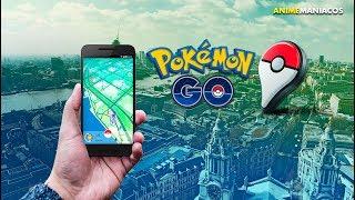 Pokemon GO desde Japon Completooo