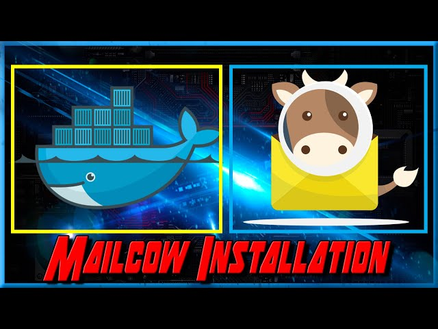 How to Install Mailcow Tutorial + Xenforo 2 Self Host Email