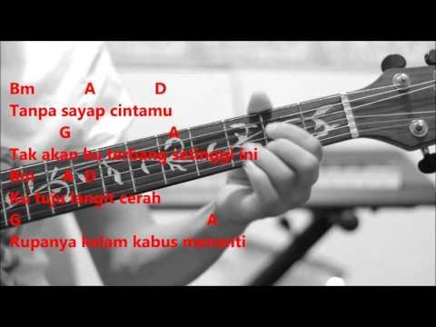 Hyper Act - Bukan Untukku Akustik (Karaoke & Kord Gitar)