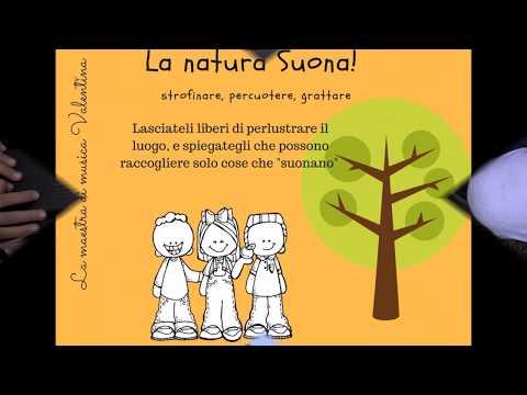 La natura suona - Progetto Musica e Natura (@lamaestradimusicavalentina)