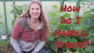 How Does This  Mom of 11 Handle Stress?