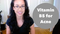 hqdefault - Treating Acne With Vitamin B5